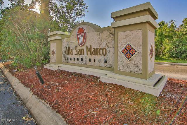 425 S Villa San Marco Dr #205, St Augustine, FL 32086 (MLS #1073881) :: The Perfect Place Team