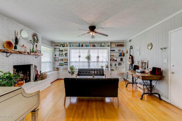 7034 San Sabastian Ave, Jacksonville, FL 32217 (MLS #1073912) :: Berkshire Hathaway HomeServices Chaplin Williams Realty