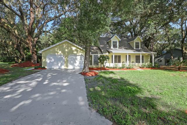 1631 Blue Heron Ln, Fernandina Beach, FL 32034 (MLS #1073925) :: Memory Hopkins Real Estate