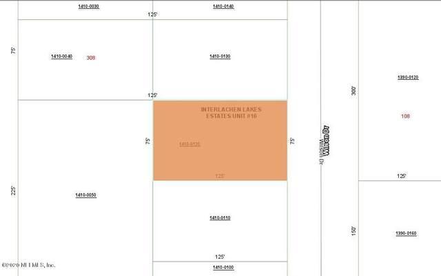 0120 Wilson Dr, Interlachen, FL 32148 (MLS #1073929) :: Noah Bailey Group