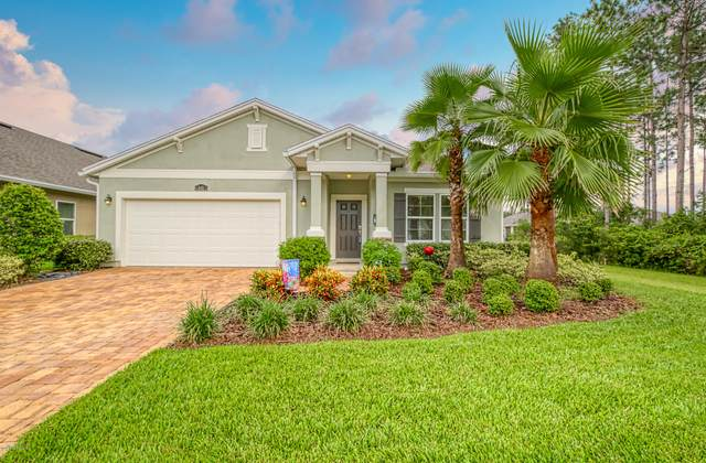 117 Ceja Way, St Augustine, FL 32095 (MLS #1073937) :: The Newcomer Group