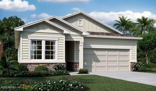 28 Meadow Crossing Dr, St Augustine, FL 32086 (MLS #1073960) :: The Newcomer Group