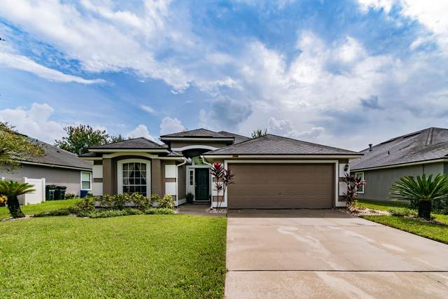 109 W Teague Bay Dr, St Augustine, FL 32092 (MLS #1073979) :: The DJ & Lindsey Team