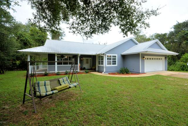 224 Oak Ridge Dr, Welaka, FL 32193 (MLS #1073980) :: The Every Corner Team