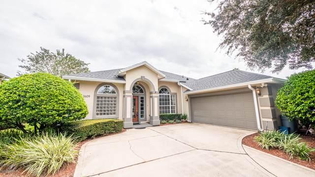 3609 Marsh Park Ct, Jacksonville, FL 32250 (MLS #1073983) :: Menton & Ballou Group Engel & Völkers