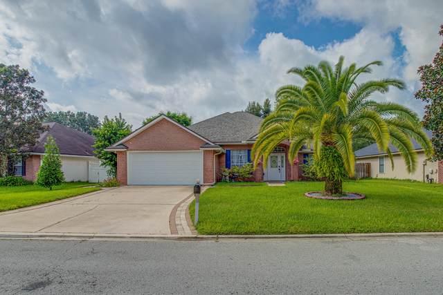 592 Sparrow Branch Cir, Jacksonville, FL 32259 (MLS #1073991) :: Memory Hopkins Real Estate