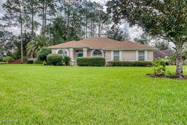 1801 Manchester Ct S, Jacksonville, FL 32259 (MLS #1074012) :: The DJ & Lindsey Team