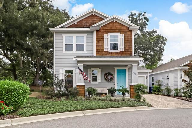 2162 Shell Cove Cir, Fernandina Beach, FL 32034 (MLS #1074040) :: Berkshire Hathaway HomeServices Chaplin Williams Realty