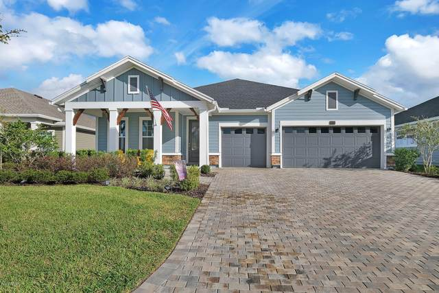 195 Woodsong Ln, St Augustine, FL 32092 (MLS #1074044) :: The Perfect Place Team