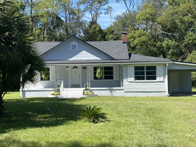 309 Roberts St, GREEN COVE SPRINGS, FL 32043 (MLS #1074068) :: EXIT Real Estate Gallery