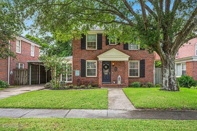 1710 Flagler Ave, Jacksonville, FL 32207 (MLS #1074077) :: EXIT 1 Stop Realty