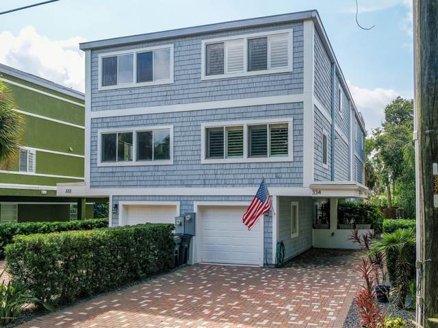 334 2ND St, Atlantic Beach, FL 32233 (MLS #1074099) :: Momentum Realty