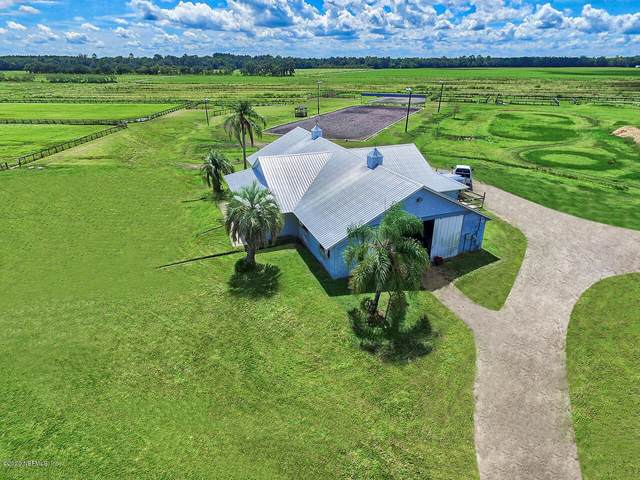 8455 Reid Packing House Rd, Hastings, FL 32145 (MLS #1074114) :: Momentum Realty