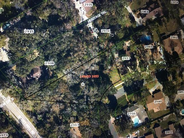 0 Bernice Dr, Jacksonville, FL 32257 (MLS #1074124) :: The Impact Group with Momentum Realty
