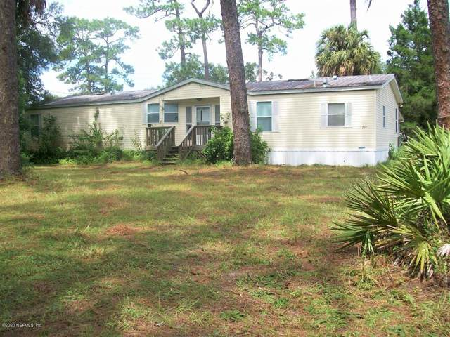 210 Old Highway  17, Pomona Park, FL 32181 (MLS #1074130) :: EXIT Real Estate Gallery