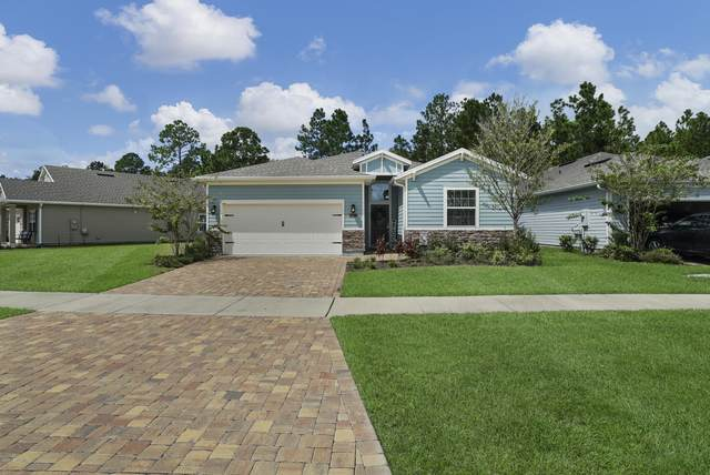4217 Arbor Mill Cir, Orange Park, FL 32065 (MLS #1074145) :: The Every Corner Team