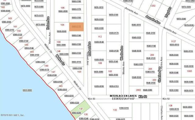 0 Robert Ave, Interlachen, FL 32148 (MLS #1074174) :: Menton & Ballou Group Engel & Völkers