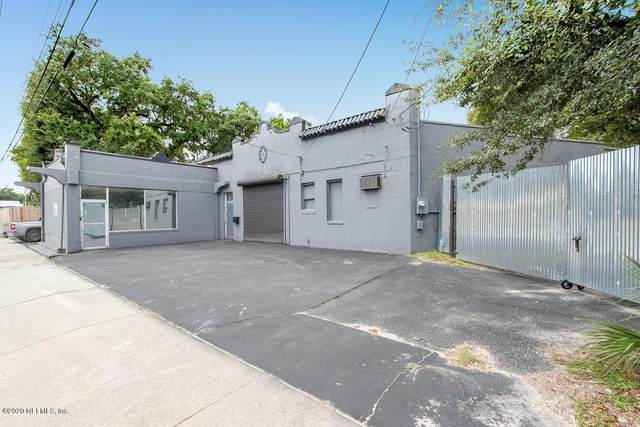 7030 N Main St, Jacksonville, FL 32208 (MLS #1074254) :: The DJ & Lindsey Team