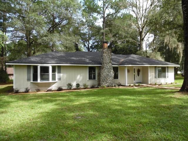 5763 Camphor Rd, Macclenny, FL 32063 (MLS #1074279) :: Memory Hopkins Real Estate