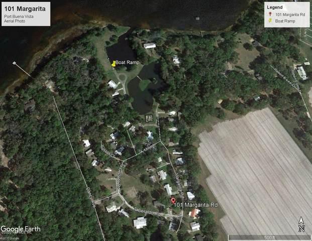 101 Margarita Rd, East Palatka, FL 32131 (MLS #1074282) :: Memory Hopkins Real Estate