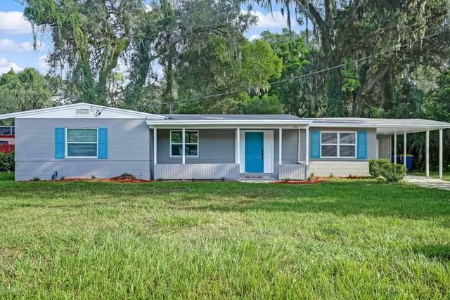 5383 Oak Forest Dr, Jacksonville, FL 32211 (MLS #1074390) :: Berkshire Hathaway HomeServices Chaplin Williams Realty