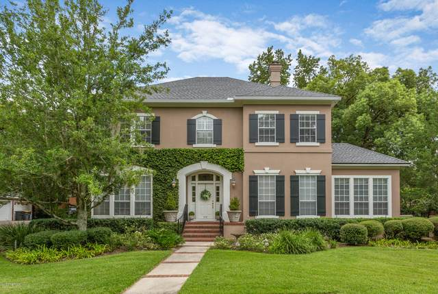 3141 Waltham Square, Jacksonville, FL 32207 (MLS #1074413) :: The Newcomer Group