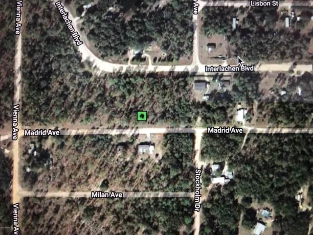 132 Madrid Ave, Interlachen, FL 32148 (MLS #1074431) :: Menton & Ballou Group Engel & Völkers