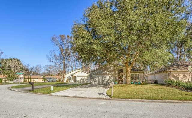 4329 Lake Woodbourne Dr S, Jacksonville, FL 32217 (MLS #1074432) :: Keller Williams Realty Atlantic Partners St. Augustine