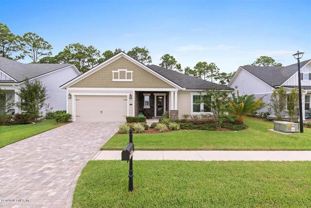97 Paranza Trce, St Augustine, FL 32095 (MLS #1074439) :: The Every Corner Team