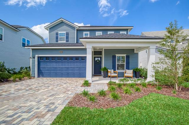 174 Lombard Way, St Augustine, FL 32092 (MLS #1074467) :: Military Realty