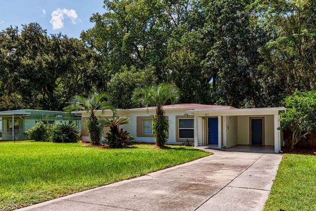 422 Tabor Dr W, Jacksonville, FL 32216 (MLS #1074469) :: EXIT Real Estate Gallery