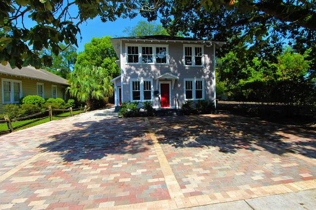 1617 Thacker Ave, Jacksonville, FL 32207 (MLS #1074483) :: The Volen Group, Keller Williams Luxury International