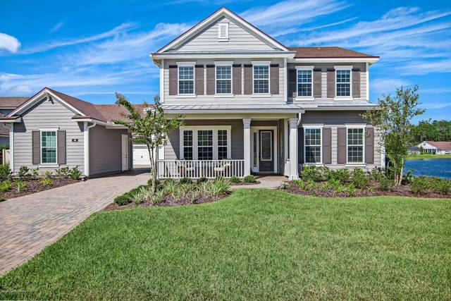 48 Outlook Dr, Ponte Vedra, FL 32081 (MLS #1074538) :: Military Realty