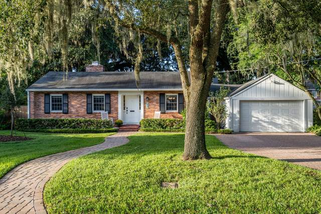 1206 Greenridge Rd, Jacksonville, FL 32207 (MLS #1074561) :: Memory Hopkins Real Estate