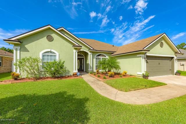 2466 Misty Water Dr E, Jacksonville, FL 32246 (MLS #1074581) :: Oceanic Properties