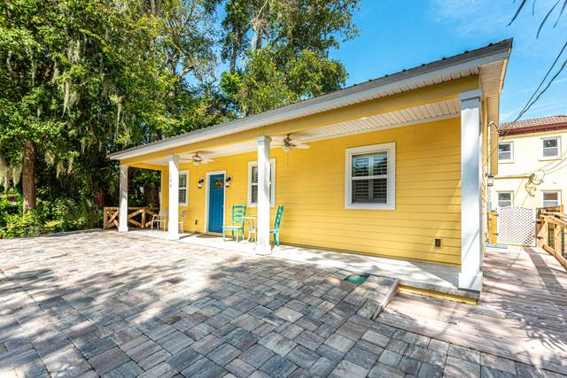 104 Cedar St, St Augustine, FL 32084 (MLS #1074602) :: EXIT Real Estate Gallery