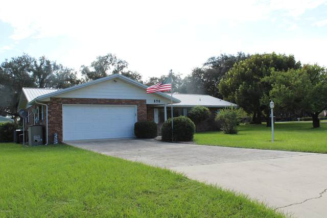 570 Hebron Ave, Keystone Heights, FL 32656 (MLS #1074699) :: The Hanley Home Team