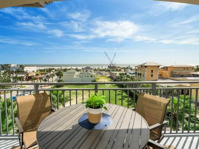 525 3RD St N #510, Jacksonville Beach, FL 32250 (MLS #1074703) :: Ponte Vedra Club Realty