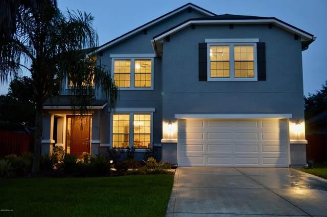 3412 S Saxxon Rd, St Augustine, FL 32092 (MLS #1074730) :: Oceanic Properties