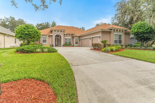 4813 Boat Landing Dr, St Augustine, FL 32092 (MLS #1074770) :: Homes By Sam & Tanya