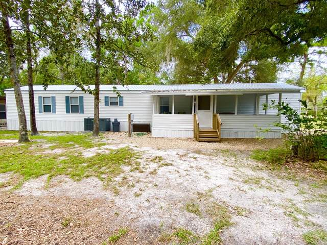 417 1ST St, Steinhatchee, FL 32359 (MLS #1074786) :: The Every Corner Team