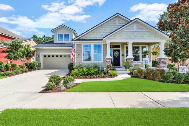 184 Olivette St, St Johns, FL 32259 (MLS #1074812) :: Bridge City Real Estate Co.