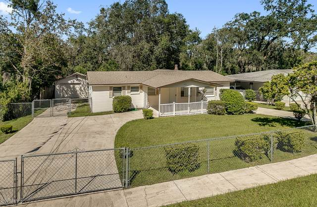 283 W Canis Dr, Orange Park, FL 32073 (MLS #1074825) :: The Hanley Home Team