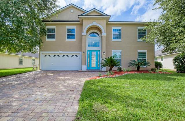 3087 Wandering Oaks Dr, Orange Park, FL 32065 (MLS #1074832) :: EXIT Real Estate Gallery
