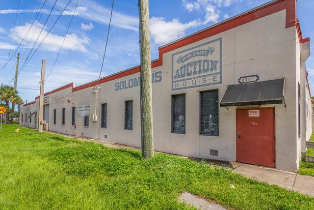 2301 N Main St, Jacksonville, FL 32206 (MLS #1074870) :: Berkshire Hathaway HomeServices Chaplin Williams Realty