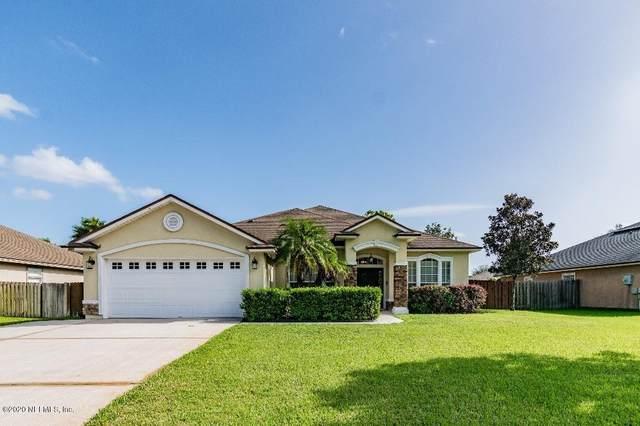 296 Whisper Ridge Dr, St Augustine, FL 32092 (MLS #1074878) :: The Hanley Home Team