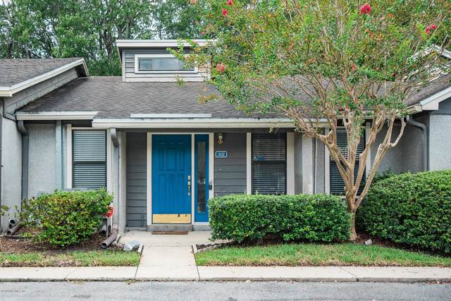 10800 Old St Augustine Rd #502, Jacksonville, FL 32257 (MLS #1074904) :: The Hanley Home Team