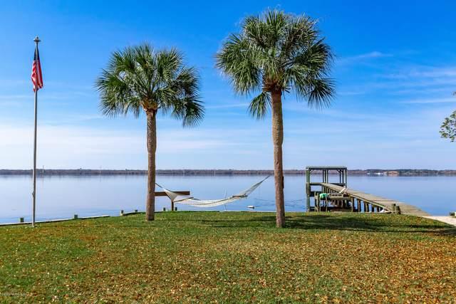 138 Cypress Dr, East Palatka, FL 32131 (MLS #1074905) :: Keller Williams Realty Atlantic Partners St. Augustine