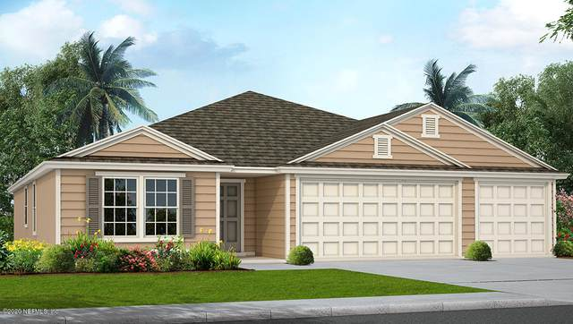 1017 Wilmot Pl, St Johns, FL 32259 (MLS #1074965) :: The Volen Group, Keller Williams Luxury International