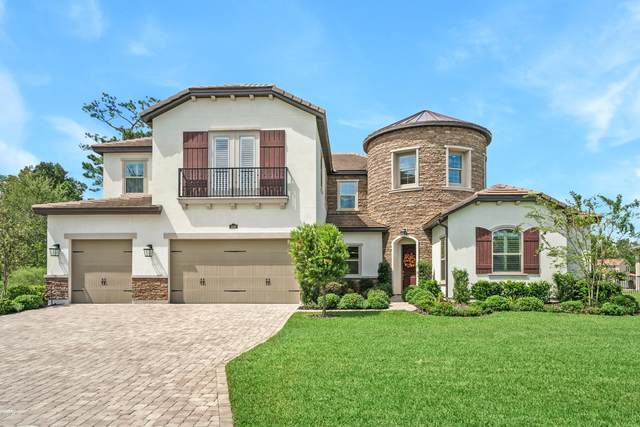349 Amalurra Trl, St Johns, FL 32259 (MLS #1074979) :: The Hanley Home Team